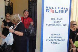 Ομογενειακή βοήθεια σε αναξιοπαθούντες στην Ελλάδα