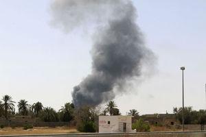 Νέες συγκρούσεις γύρω από το αεροδρόμιο της Τρίπολης