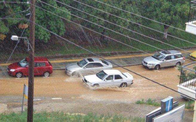 Ξεκινούν τα έργα αποκατάστασης των ζημιών από τις πλημμύρες του 2014 στη Χαλκιδική