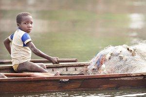 Η μείωση της άγριας ζωής συνδέεται με την παιδική δουλεία