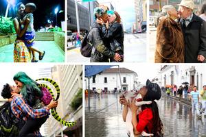 Ιστορίες αγάπης στη μέση του δρόμου
