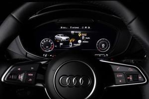 Surround ήχος 5.1 για τους επιβάτες του Audi TT