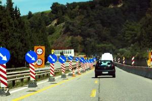 Διακοπή κυκλοφορίας στην Κορίνθου-Πατρών