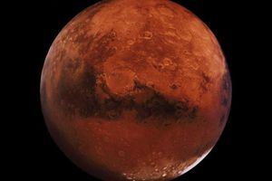 Μια νέα ματιά στην επιφάνεια του πλανήτη Άρη