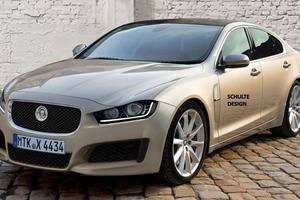 Τον Σεπτέμβριο η νέα Jaguar XE