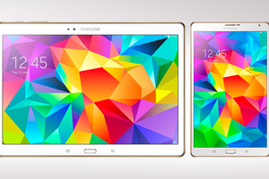 Τα νέα 4G tablets Samsung Galaxy Tab S