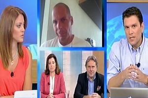 Βαρουφάκης: Η Ελλάδα θα βρίσκεται σε εποπτεία μέχρι το 2050