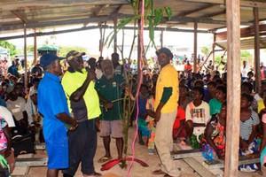 Ποδοπατήθηκαν 24 άνθρωποι σε συναυλία στη Γουϊνέα