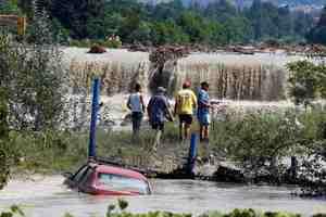 Δύο νεκροί από τις πλημμύρες στη Ρουμανία