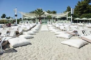 Beach bars για όλα τα γούστα στη Χαλκιδική