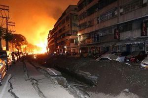 Τουλάχιστον 5 νεκροί από έκρηξη σε αγωγό φυσικού αερίου στην Ταϊβάν