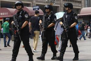 Επίθεση με μαχαίρι στο Πεκίνο, μία νεκρή