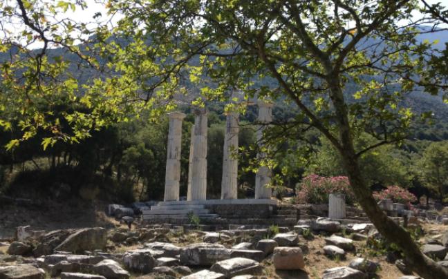 Περιήγηση στο πανέμορφο νησί της Σαμοθράκης