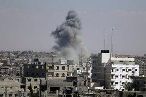 Τουλάχιστον 18 οι τραυματίες από τους νέους ισραηλινούς βομβαρδισμούς στη Γάζα