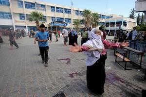 Συνεχίζεται η σφαγή αμάχων στη Γάζα