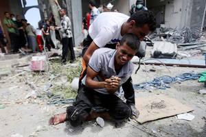 Με δύο νεκρούς στη Γάζα ξεκίνησε η 50η ημέρα εχθροπραξιών