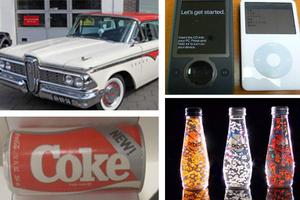 Τα πιο αποτυχημένα προϊόντα της ιστορίας