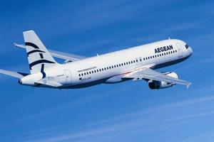 Αύξηση 11% της κίνησης της Aegean από Θεσσαλονίκη για εξωτερικό
