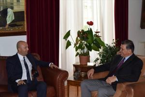 Συνάντηση για ελληνοτουρκική συνεργασία σε τουρισμό και επενδύσεις