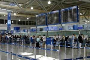Απογειώθηκε 22% η επιβατική κίνηση στο «Ελ. Βενιζέλος»