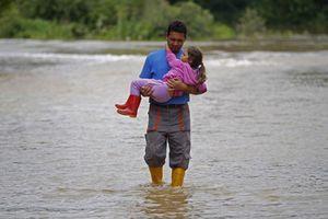 Ένας αγνοούμενος από τις πλημμύρες στη Βοσνία-Ερζεγοβίνη