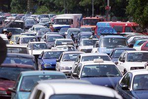 Καθυστερήσεις στην Εθνική από ατύχημα