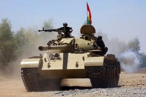 Κούρδοι του YPG κατέλαβαν προπύργιο των τζιχαντιστών στη Συρία
