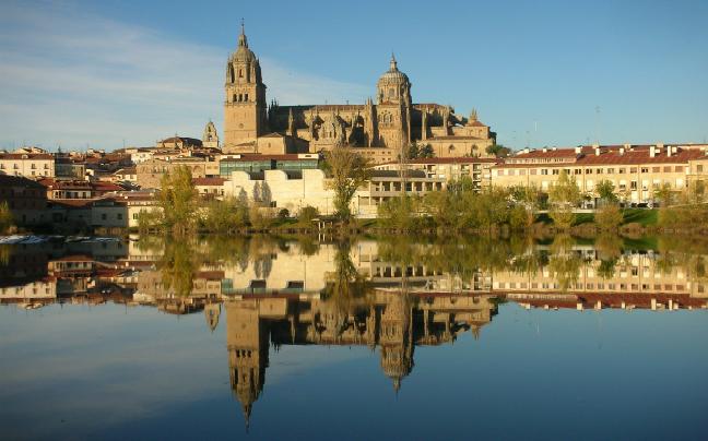 Σαλαμάνκα: Μια από τις πιο όμορφες Ισπανικές πόλεις