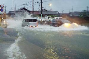 Ισχυρός τυφώνας στην Κίνα έπληξε και το χρηματιστήριο