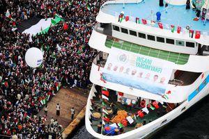 Ακτιβιστές θα «ξανασπάσουν» τον κλοιό στη Γάζα
