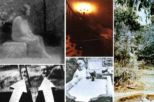 Ανατριχιαστικές φωτογραφίες φαντασμάτων