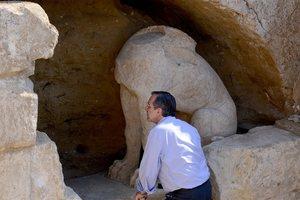 Γιατί πήγε ο Σαμαράς στον τόπο των ανασκαφών