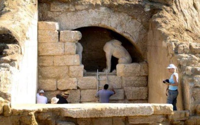 Ανασκαφών συνέχεια στην Αμφίπολη