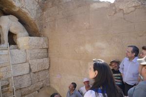 Το μυστικό του τύμβου της Αμφίπολης