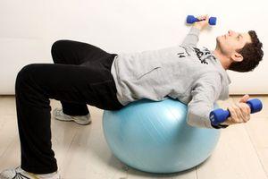 Η γυμναστική διατηρεί τη χοληστερίνη σε χαμηλά επίπεδα