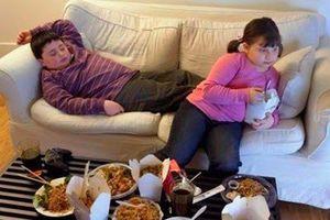 Αυξημένος κίνδυνος παχυσαρκίας για παιδιά που έχουν υπέρβαρα αδέλφια