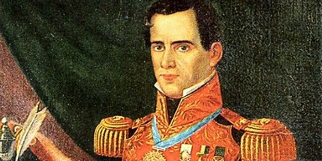 "the life and military career of general antonio lopez santa anna Military career edit say to general santa anna that when i remember how ardent an advocate he was of liberty ten years ago  ""antonio lopez de santa anna."