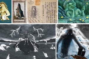 Άγνωστα μυθολογικά θαλάσσια τέρατα