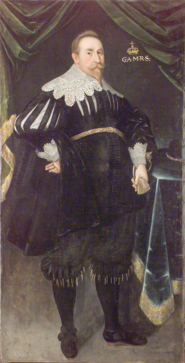 Γουσταύος Β' Αδόλφος της Σουηδίας
