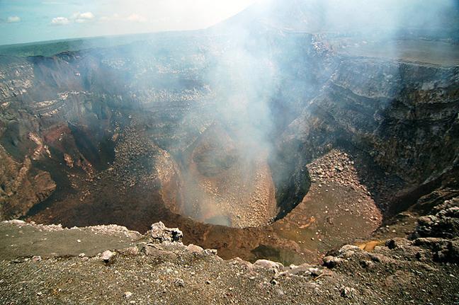 Ηφαίστειο Masaya