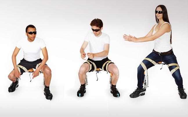 Ανακάλυψαν την… αόρατη καρέκλα