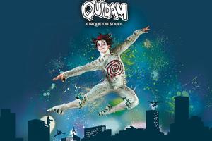Δύο δωρεάν εισιτήρια για το Quidam του Cirque Du Soleil
