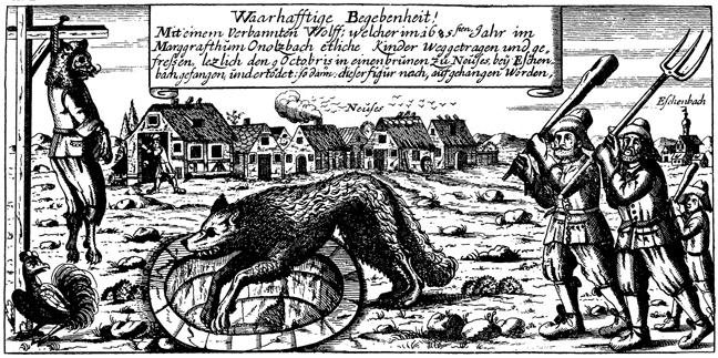 Ο Λύκος του Ansbach