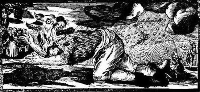 Ο λυκάνθρωπος της Λιβονίας