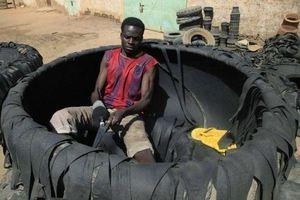 Τι μπορείς να κάνεις με κατεστραμμένα λάστιχα αυτοκινήτου