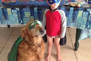 Σκύλοι και παιδιά