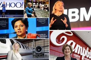 Οι γυναίκες-θαύματα του επιχειρηματικού κόσμου