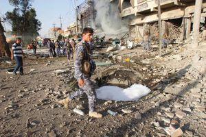 Τρεις αιματηρές βομβιστικές επιθέσεις στο Κιρκούκ