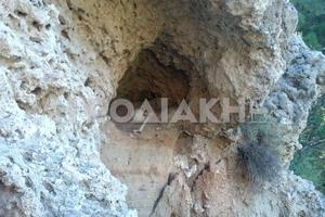 Ανθρώπινο κρανίο βρέθηκε σε σπηλιά στη Ρόδο