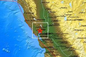 Σεισμός 6 Ρίχτερ στην Καλιφόρνια